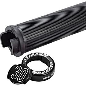 Reverse Nico Vink Signature Series Lock-On Grips Ø30x130mm, black